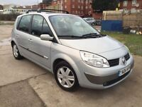 renault scenic dynamique vvt 2.0, great family car