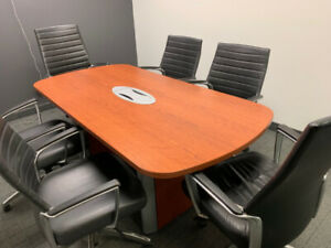 BOARDROOM TABLES FOR SALE - BEST OFFER!