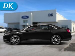 2015 Ford Taurus SHO AWD w/Performance Pack, Leather, Nav, Massa