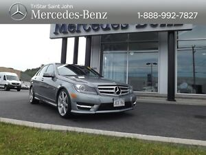 2012 Mercedes-Benz C350 4MATIC Sedan