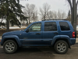 Used 2004 Jeep Liberty $5000 OBO