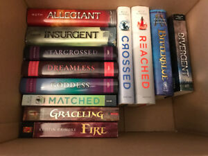 Young Adult Trilogies
