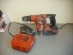 Hilti 36-Volt Lithium-Ion 1/2 in. Cordless Rotary Hammer