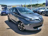 2017 Renault Zoe 68kW Dynamique Nav 41kWh 5dr Auto (Battery Lease) HATCHBACK Ele