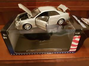 1/18th scale model Cadillac