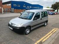 Peugeot Partner Origin COMBI 15k miles disabled van