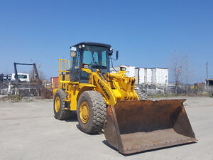 LiuGong Loader/Chargeur sur roues