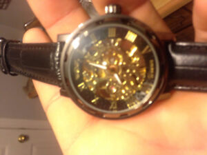 Brand new in the box. Men's watch