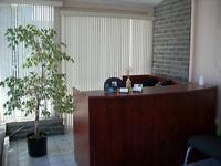 Espace de bureau pour professionnel à louer