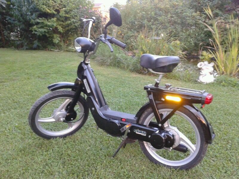 piaggio vespa ciao px 49 cc moped in barnet london. Black Bedroom Furniture Sets. Home Design Ideas