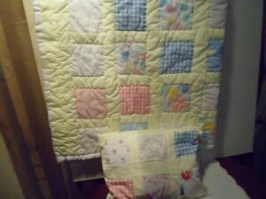 Baby Quilt An pillow