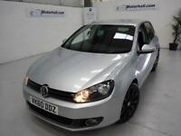 VW Golf GT TDI 140BHP + FSH + 4 X NEW TYRES