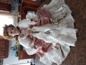 Angeline doll collection