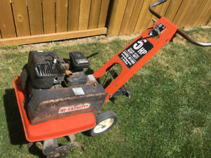 Heavy duty Toto-tiller chain drive Briggs and Stratton