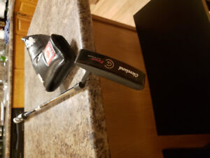 NEW PRICE   Cleveland Tour Putter - Excellent Condition