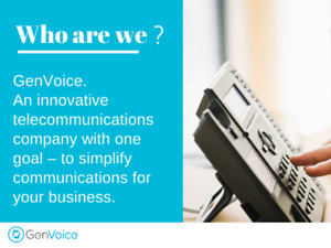 GenVoice Business Phone System | PBX system - Toronto