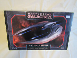 BattleStar Galactica Ship Models