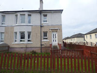 2 Bedroom Unfurnished Cottage Flat, Drumpark Street, Thornliebank, £550pcm.