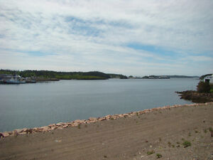 One Acre Water Front/Water View Blacks Harbour NB