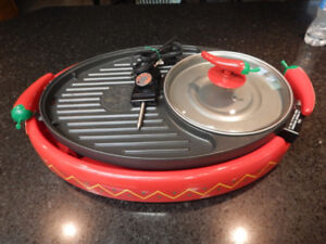MEXICAN ELECTRIC GRILL