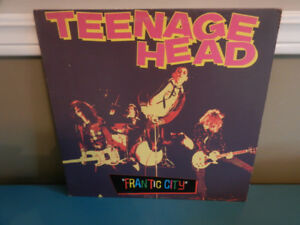 Vinyl Record/LP Teenage Head Frantic City Punk Rock