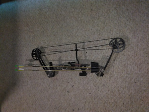 ~40lbs compound bow