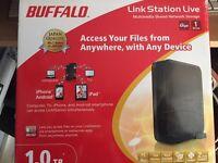NAS Drive 1 TB network storage
