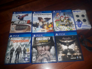 Ps4 games GREAT DEAL!!