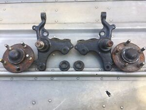 Ford Mustang 94-95 GT spindles and hubs