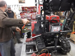 Experienced Service for all Honda Snowblowers Moose Jaw Regina Area image 5