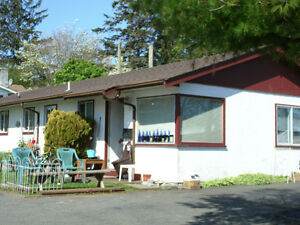 Semi-waterfront Development Property with Income Campbell River Comox Valley Area image 6