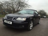 Saab vector sport 1.8 turbo auto black 1 former keeper