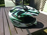 Kids ATV or Motorbike Helmet