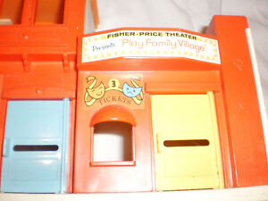 Vintage fisher price theatre 70's London Ontario image 4