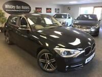 2013 BMW 1 Series 2.0 118d Sport 5dr