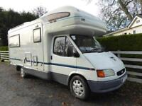 Herald Templar Hallmark 4 berth motorhome for sale Ref 13028 SALE AGREED