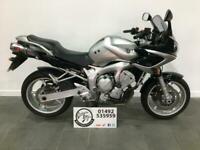 2004 Yamaha FZ6 Fazer Scorpion Sports Exhaust, Heated Grips, Hugger,