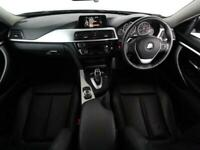2016 BMW 4 Series 420d [190] Sport 5dr Auto [Business Media] COUPE Diesel Automa