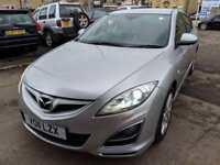 Mazda Mazda6 2.2D ( 180ps ) Sport 5 DOOR - 2011 11-REG - 6 MONTHS MOT