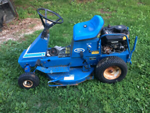 ford riding lawn mower