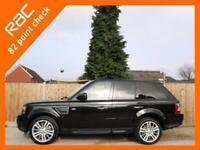 2011 Land Rover Range Rover Sport 3.0 TDV6 Turbo Diesel HSE 6 Speed Auto 4x4 4WD