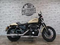 Harley Davidson XL883 Iron *ONE OWNER FROM NEW*