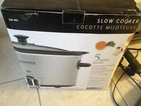 Slow cooker moving sale