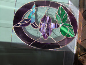 Stained glass Kawartha Lakes Peterborough Area image 1