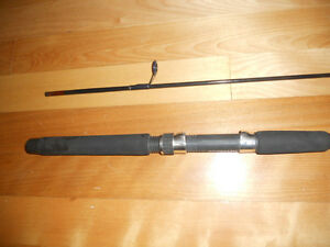 Canne pour moulinet, Legers, Mitchell, Fishing rod for reel