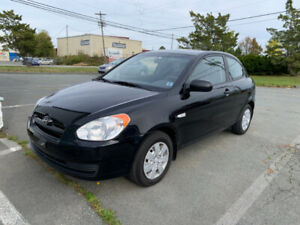 2010 hyundai accent  (  2 door  )