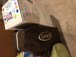 Graco pack n play, great condition.
