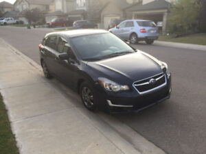 2015 Subaru Impreza 2.0i Hatchback/ Back up Camera