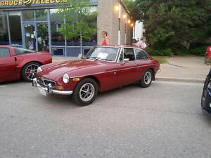 MGB GT very reliable and solid Stratford Kitchener Area image 5