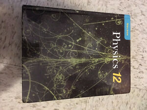 Brand-new Physics Nelson Textbook